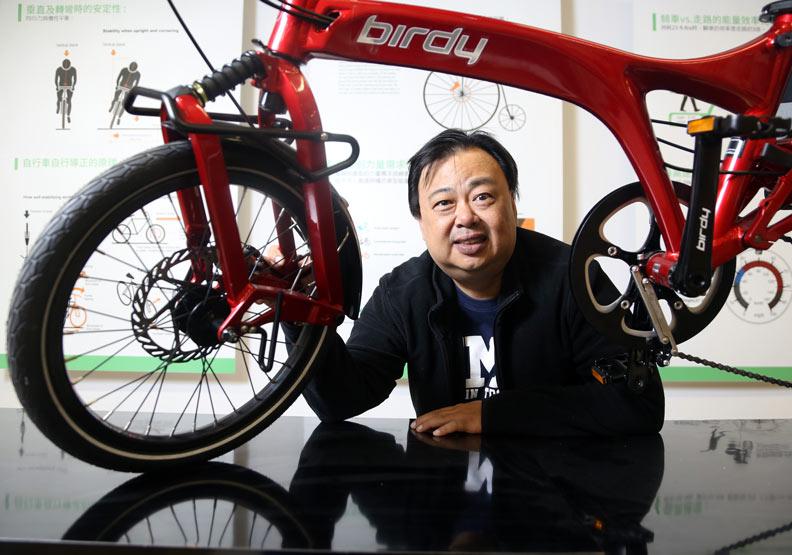 太平洋自行車林鳴皋找不到繼承人,只好找機器人接班?