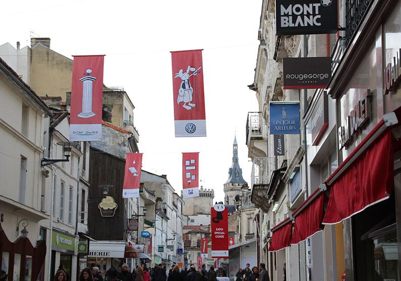 漫畫迷的盛會!一年一度的法國安古蘭漫畫節