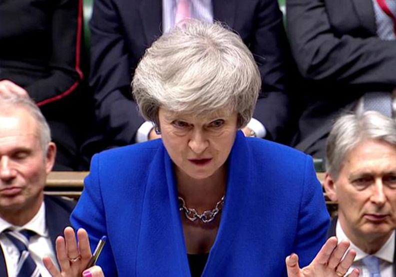 搬公投大石砸爛民主根基 英國脫歐僵局仍無解