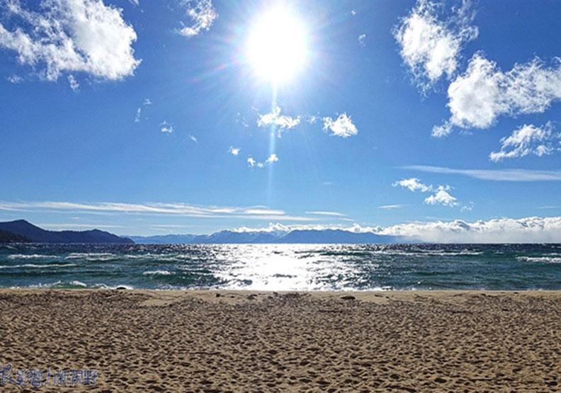 冬有白雪夏有海!加州北太浩湖的湖光山色