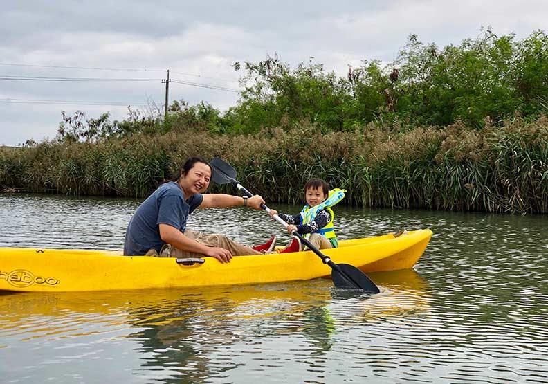何立德串接食學玩買 宜蘭壯圍轉型休閒漁業