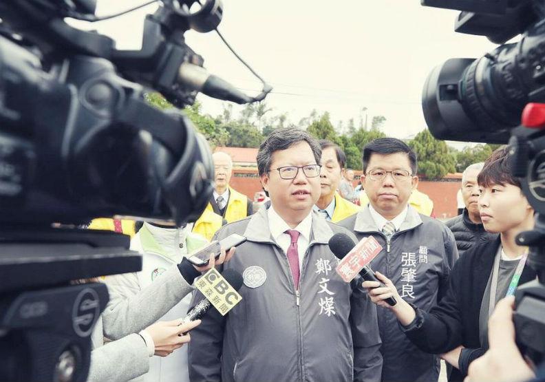 為什麼華航罷工,桃園市長鄭文燦喊話「有份量」?