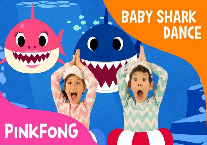 兒歌也能變神曲!翻唱10餘種語言、25億次觀看的《Baby Shark》是如何辦到?