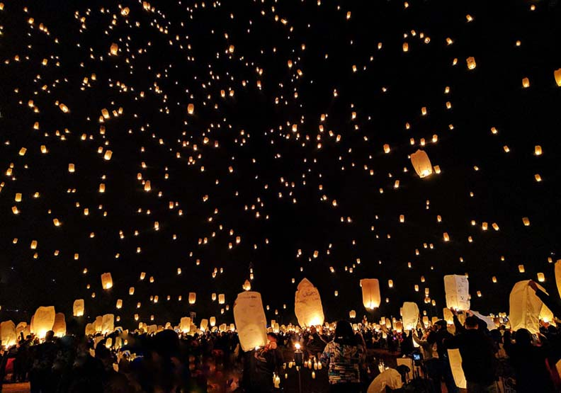 元宵是素食,花燈跟佛教有關?元宵節三大習俗的起源