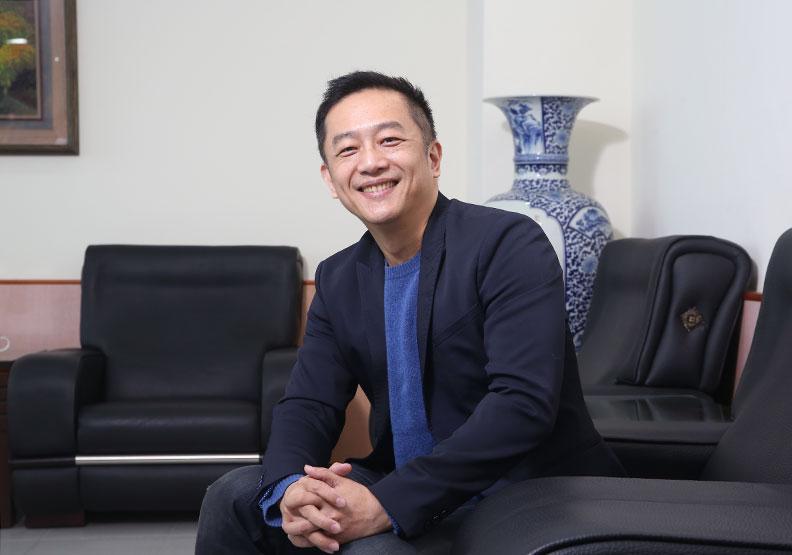 陳昭榮念電機悟出商業經 轉戰電商開啟第二人生