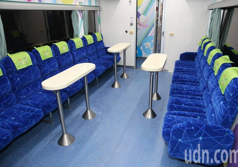 「中華民國美學」再現?台鐵花7900萬改裝觀光列車照遭諷