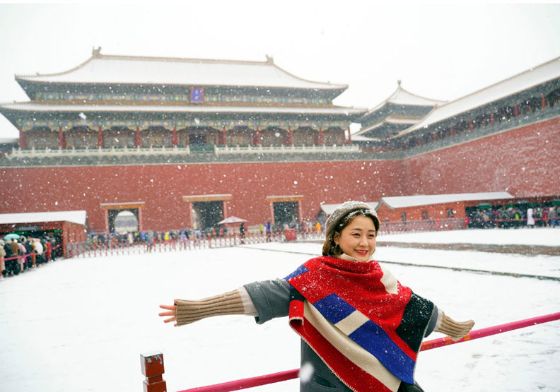40歲以下遊客逾六成 北京故宮如何讓年輕人愛上她?