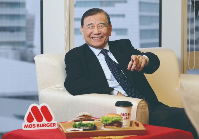 安心 幸福 創新  摩斯漢堡寫下餐飲心境界