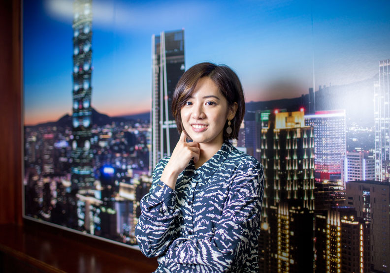 誤打誤撞變「學姐」 黃瀞瑩:我要創造無限可能