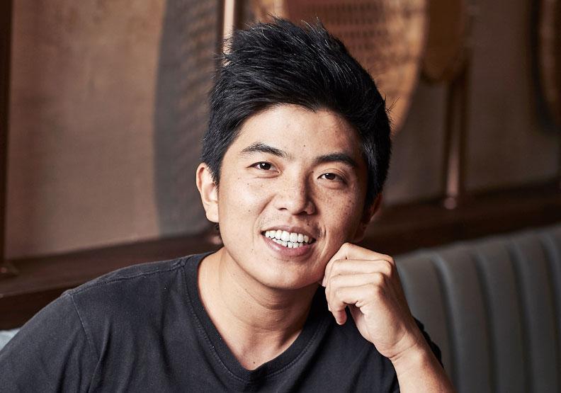 泰國32歲名廚Chef Ton攻台  與主廚林泉再創經典菜