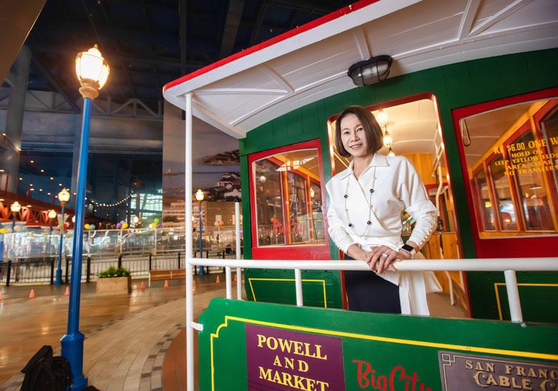 一座購物中心打破三魔咒 新竹巨城讓市民超有感