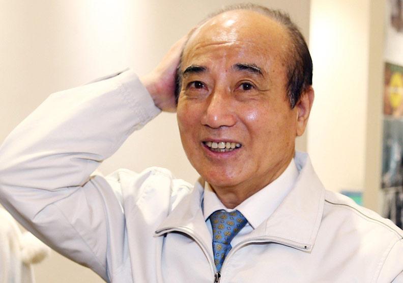 因緣到了!王金平3月7日宣布參選總統