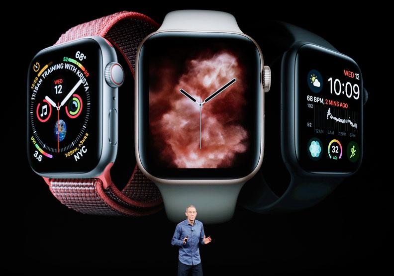 穿戴式裝置助你更健康 智慧手錶今年將創5000億商機