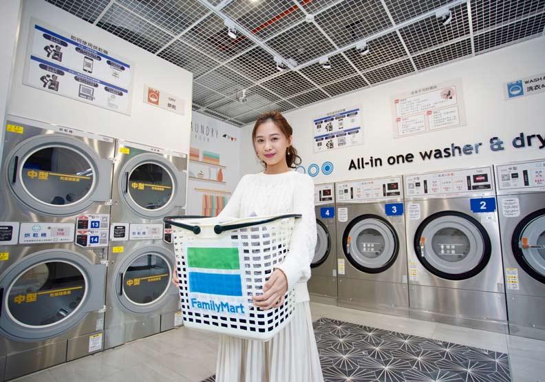這家企業真厲害!跑到總統府開洗衣店