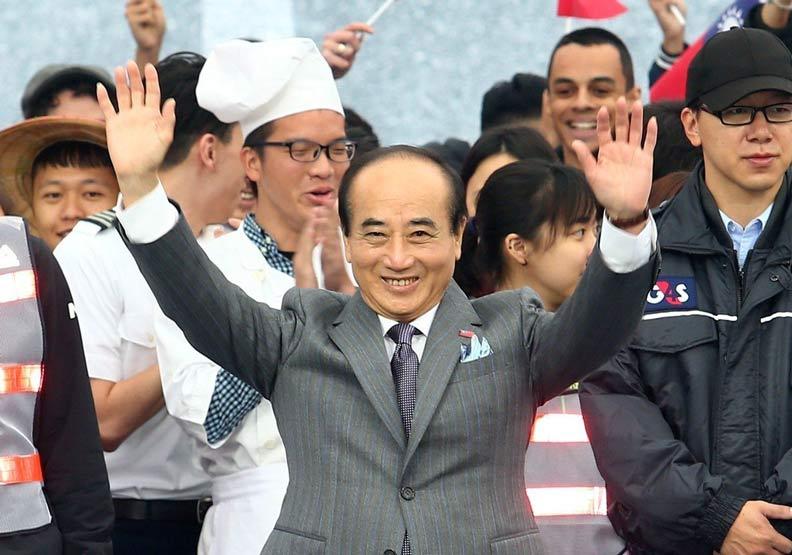 王金平參選總統:給我四年、終結兩岸戰爭