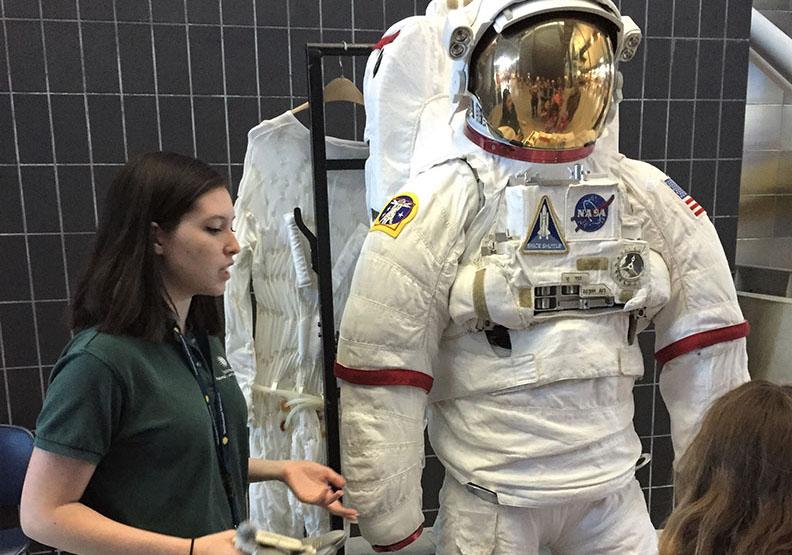航太迷的天堂!濃縮美國黃金歲月的太空梭這裡也有