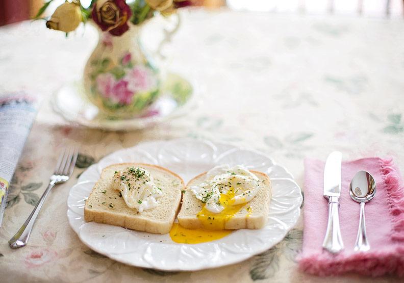 5大美味早點:今天就從「蛋蛋」的幸福開始!