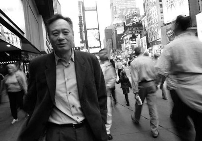 李安/每一個電影主角都是他,《臥虎藏龍》也是他中年危機的代言人