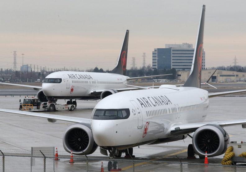 美國提出新證據!不到半年摔兩架的波音737 MAX全球停飛