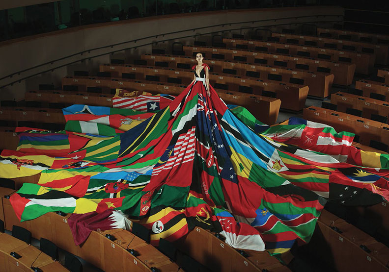 國旗傻傻分不清?窺探世界最常見、大鬧雙胞的「三條旗」設計