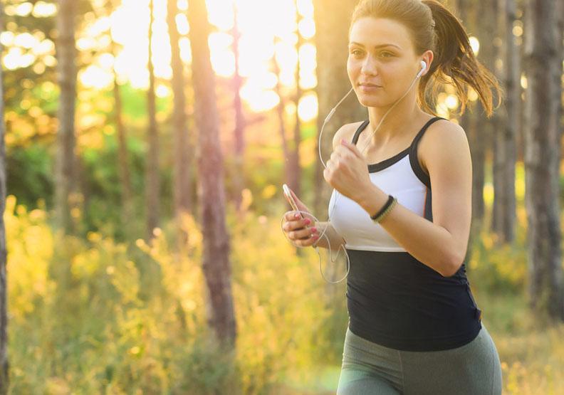 運動,是多愛自己的一種方式,也是另一種人生縮影