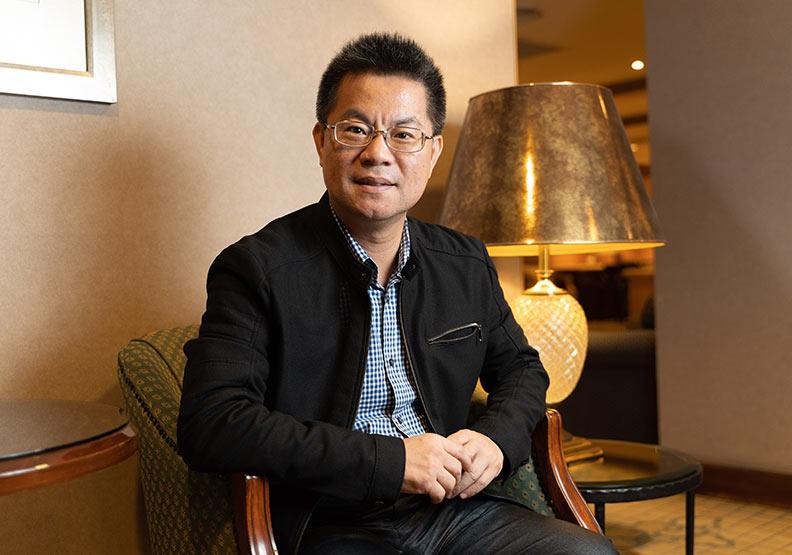 韓國瑜賣水果有掌聲 林國正:因為他做對這兩招