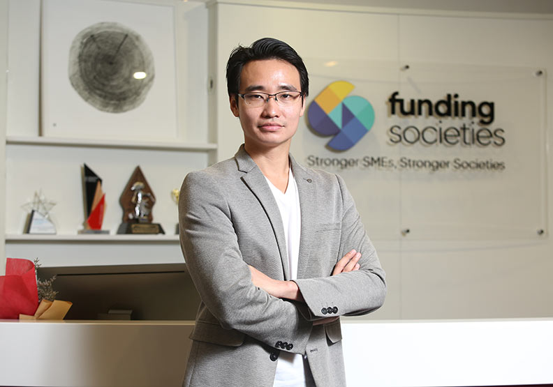 借貸不保底、不保息 Funding Societies跨三國吃香