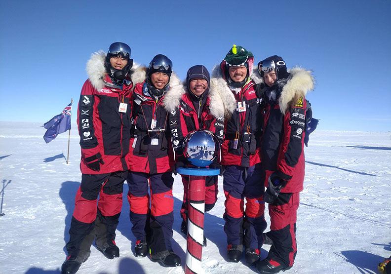 征服南北極不是終點 劉柏園還想拍紀錄片