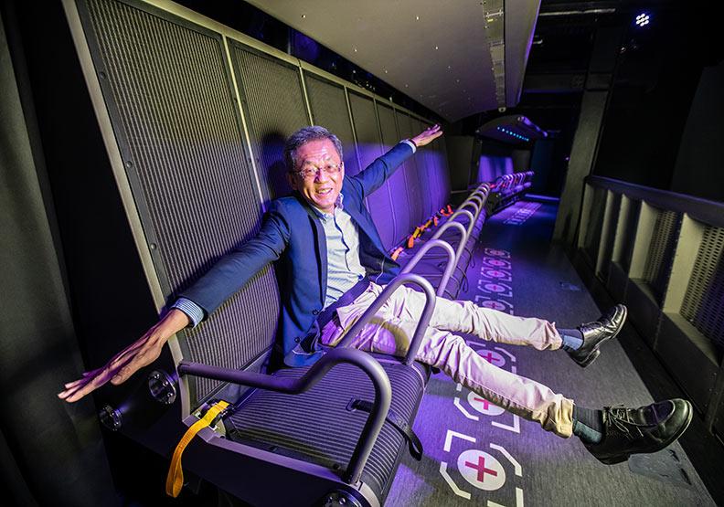 打造「人味」飛行劇院 智崴征服20國紅回台灣