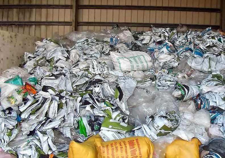 台灣一年用掉152億個塑膠袋,僅回收不到一成?