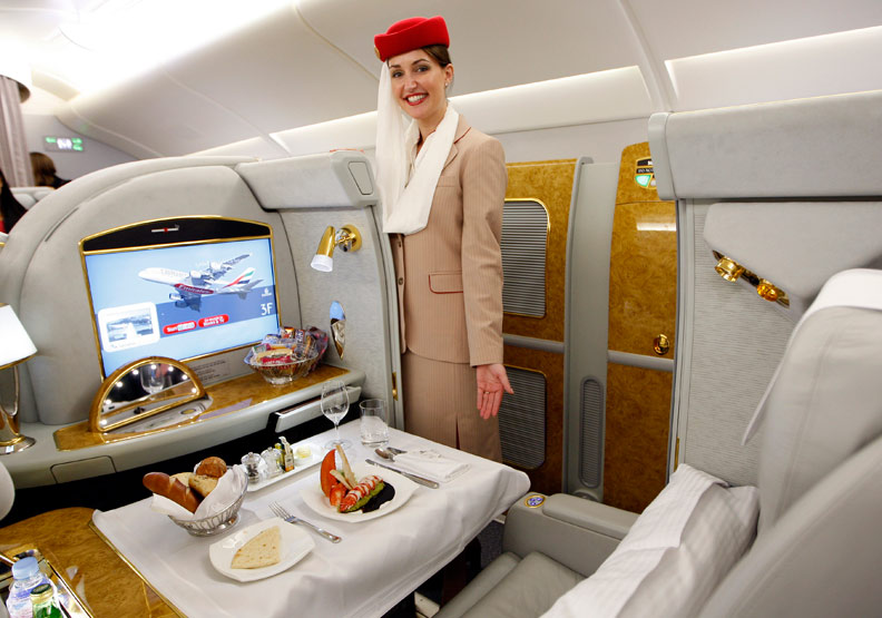 廉航崛起、私人飛機盛行 頭等艙未來可能會消失?