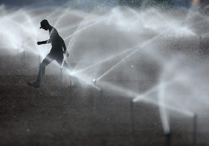 灌溉用水五成遭浪費 種植巧克力耗水量最高