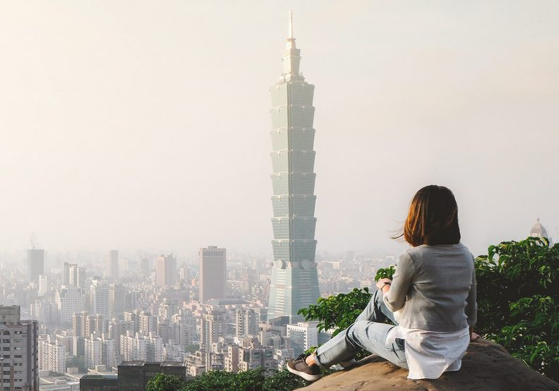 捷克女孩大力讚譽!她向外國人分享一定要造訪台灣的10大理由