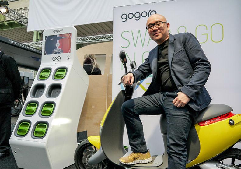 「機」不可失?GOGORO陸學森:電動機車台灣領先世界3到5年