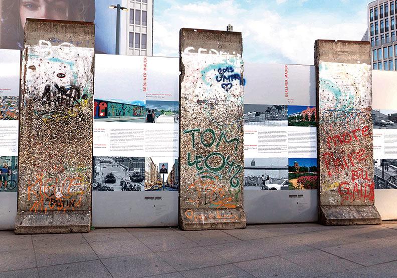 柏林圍牆一夜砌成,一天崩壞!走進柏林的歷史場所