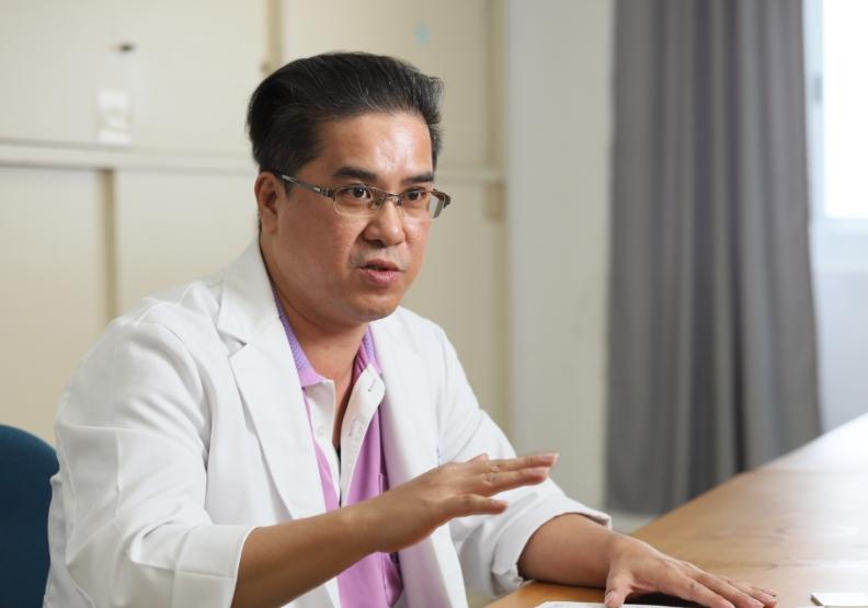 圖說:臺東縣大武衛生所盧克凡主任,於衛生所服務11年,致力推動醫療升級。