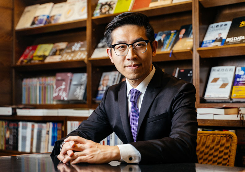 他比郭台銘還厲害!是見過川普總統最多次的台灣人