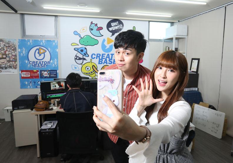 台灣第一家網紅培訓班上路,靠什麼讓政府投資280萬?