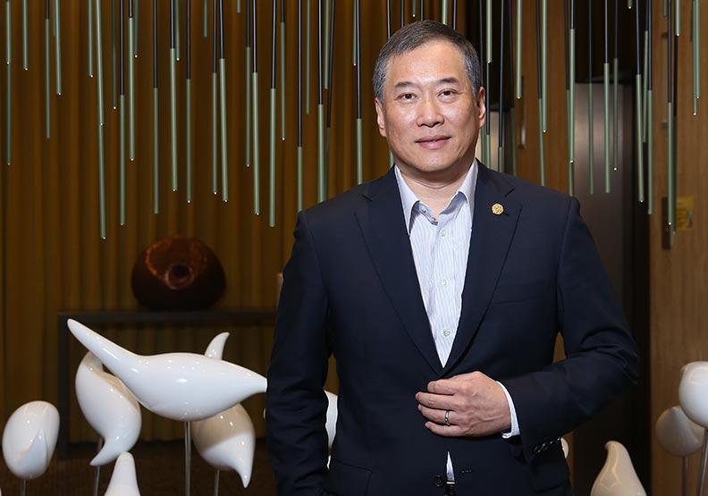 辜仲立:深耕兩岸、拓點東協 2019才是黃金十年新起點