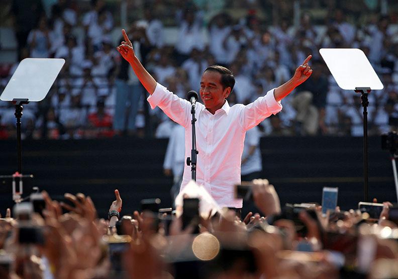 印尼佐科威打經濟牌連任成功 引進中資是助力還是阻力?