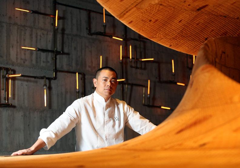 讓台菜成為新中華第九菜系
