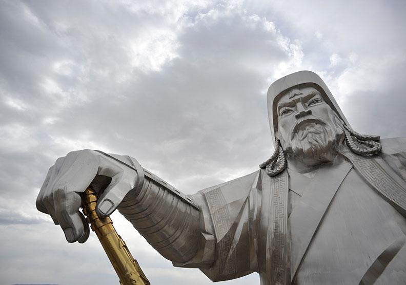 為搶一條魚,殺死弟弟:從成吉思汗看俄羅斯人的世界觀
