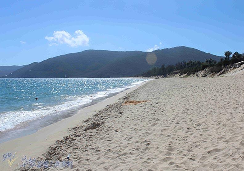 來一趟海南島的「佛系旅行」:第一步看別人玩!