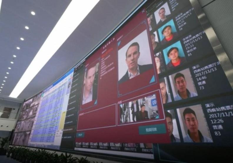 中國6億支「天眼」監控 記者實測7分鐘就遭逮