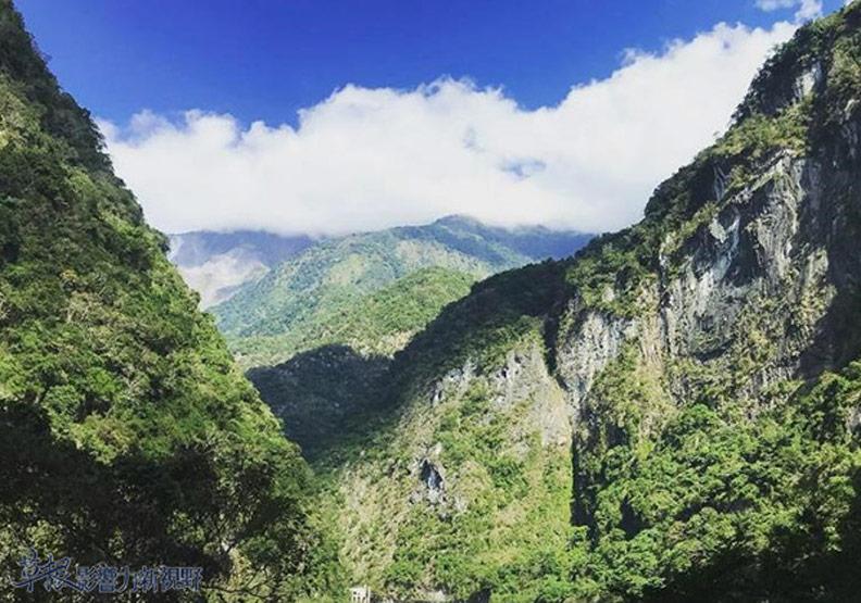 台灣八景之一!峽谷、斷崖成為寶島的驕傲