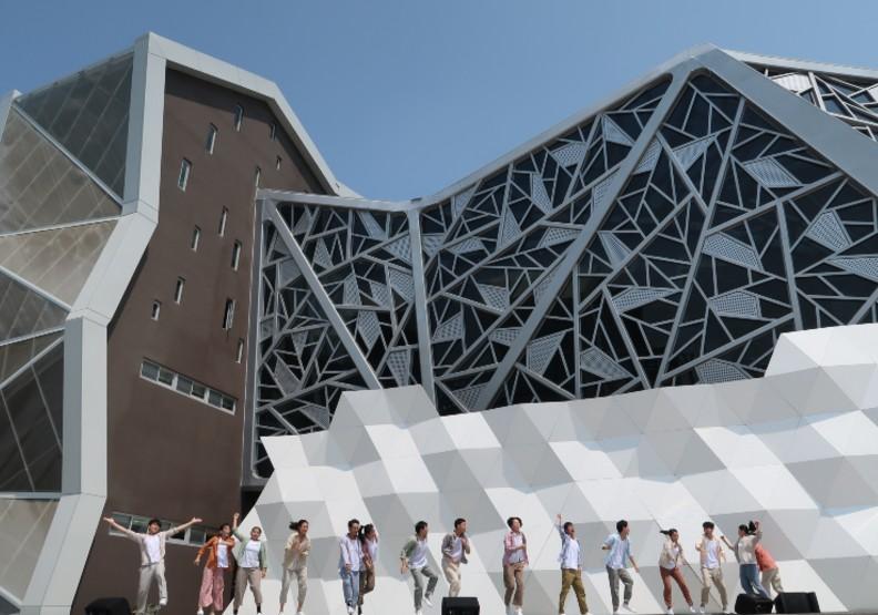 台南文化公民再進化 台江文化中心慶成開幕
