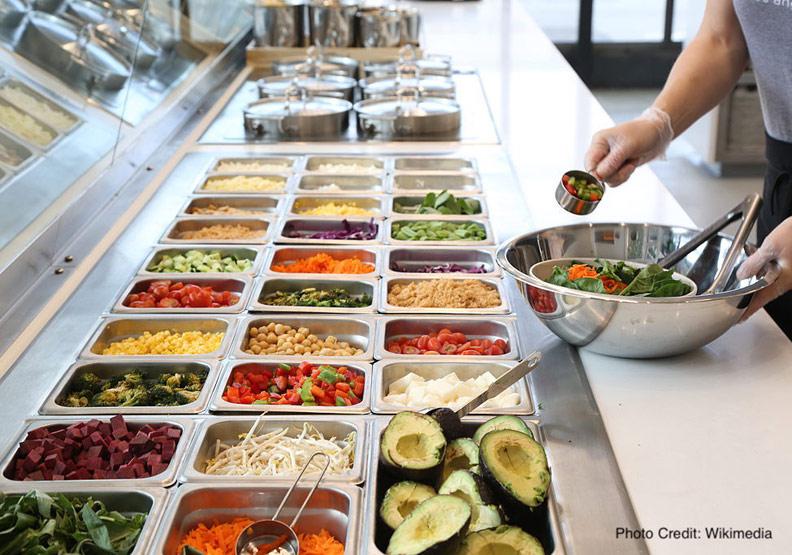 餐飲界未來的Amazon?這家沙拉店如今成為10億美金大公司