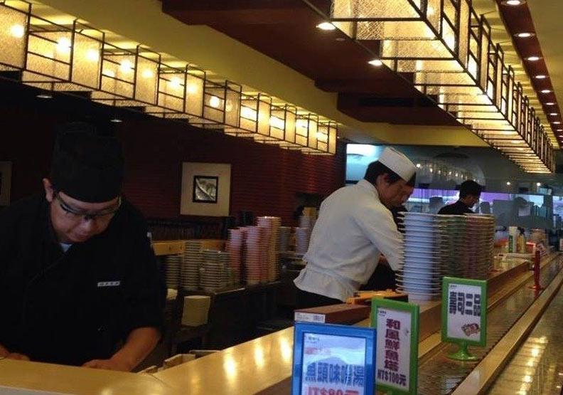 海壽司第一間店熄燈!商圈街邊店也撐不住百貨潮?