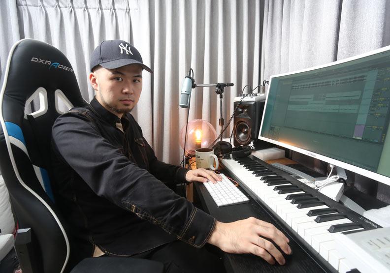 他從鴻海台幹變身饒舌歌手!出了台灣第一本饒舌教科書
