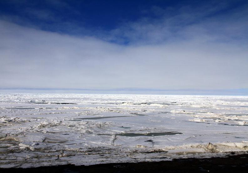 全球暖化有多嚴重?北極海域溫度飆到攝氏29度